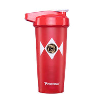 Red Power Ranger Performa Activ 28oz