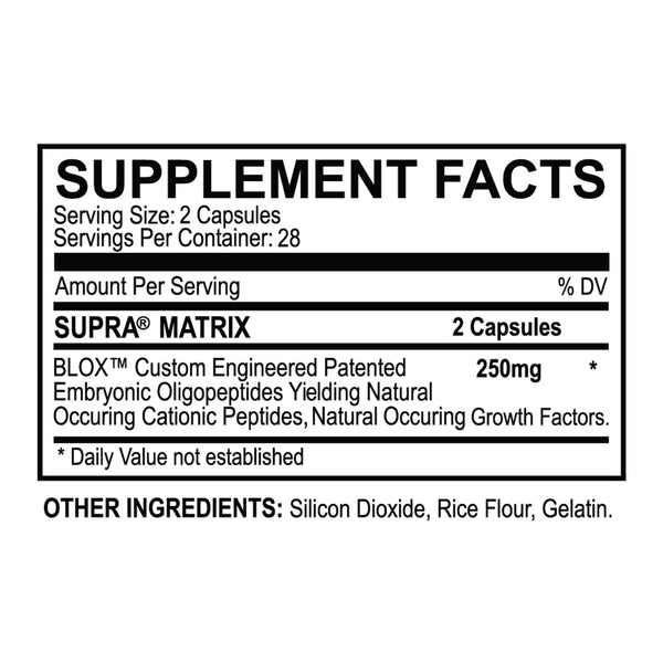 SUPRA Growth Factor