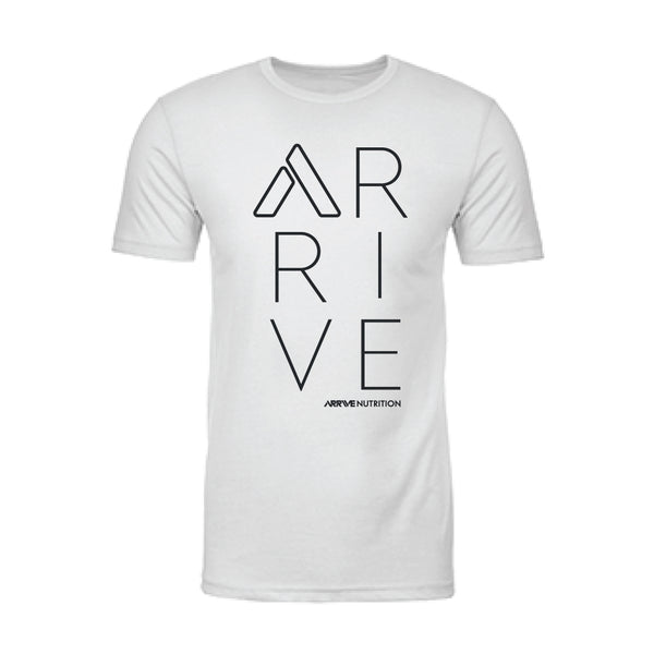 Arrive Nutrition Stacked Tee