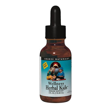 Wellness Herbal Kids Liquid