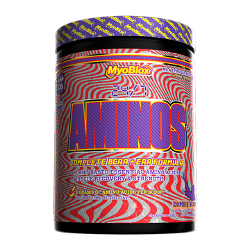 24/7 AMINOS Zombie Blood (Black Cherry) - Limited Edition