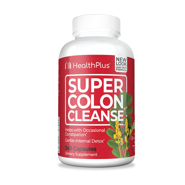 Super Colon Cleanse - Capsules