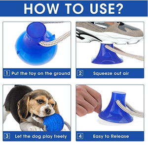 Pet and Paw Care™ Tug-of-Floor