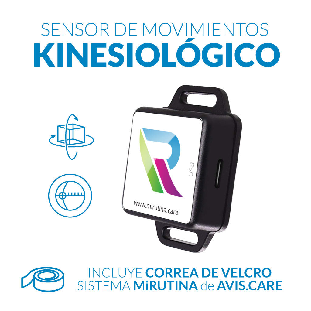 Sensor de Movimientos - MiRutina - Avis.Care