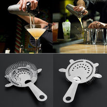 Load image into Gallery viewer, Cocktail Strainer - Stainless Steel