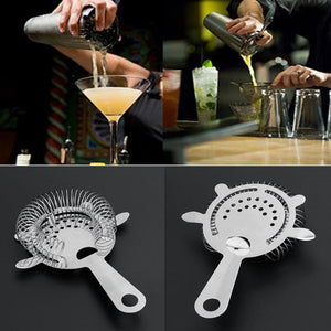 Cocktail Strainer - Stainless Steel