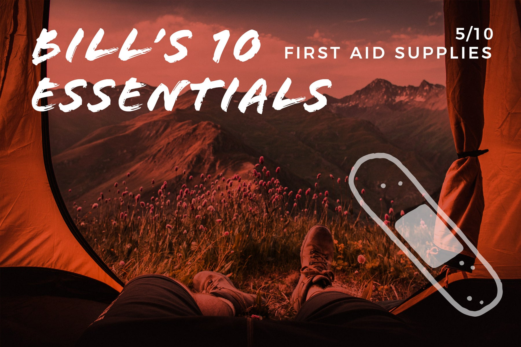 5/10 FIRST AID SUPPLIES