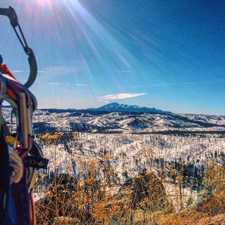 "Climbing Colorado: South Platte's ""Lost in Space"""