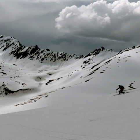 Ski Mountaineering in the San Juan Range