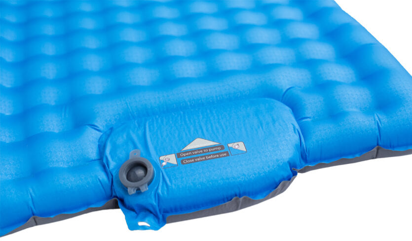 Sleeping Pad – I'm Putting My Foot Down on NEMO Backpacking Vector Insulated Pad