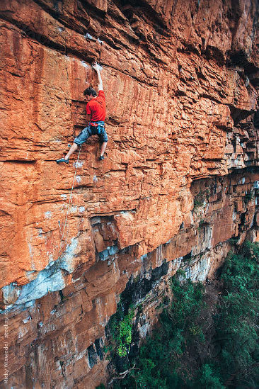 Traditional Moderate Climbs in the Black Canyon