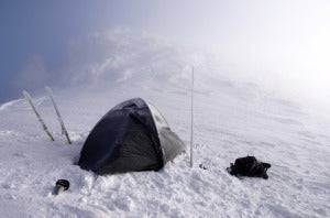 Everest Looking Backingpacking Tents