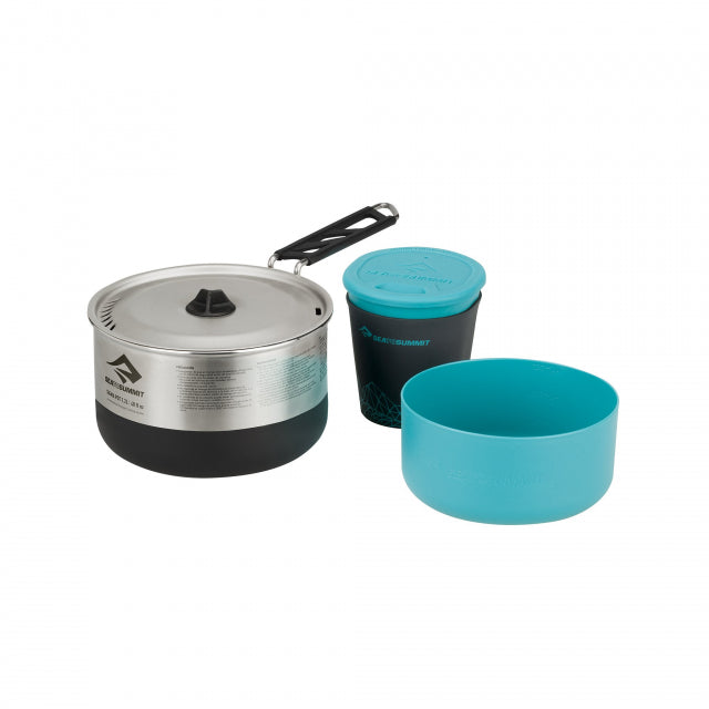 Sigma Cook Set 1.1 - 1.2L pot, 1 bowl, 1 cups