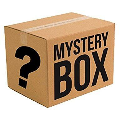 ADULT $120 SUPER MYSTERY BOX: 8 ITEMS - 3 OUTFITS!