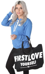 FIRST LOVE YOURSELF Hangbag