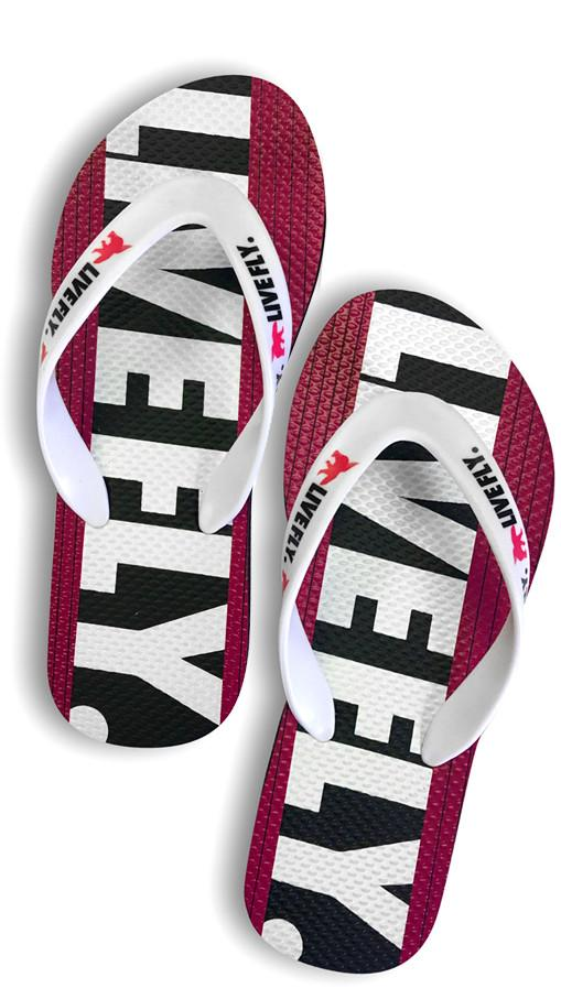 Forever LIVE FLY Period LOUNGE Flip Flops
