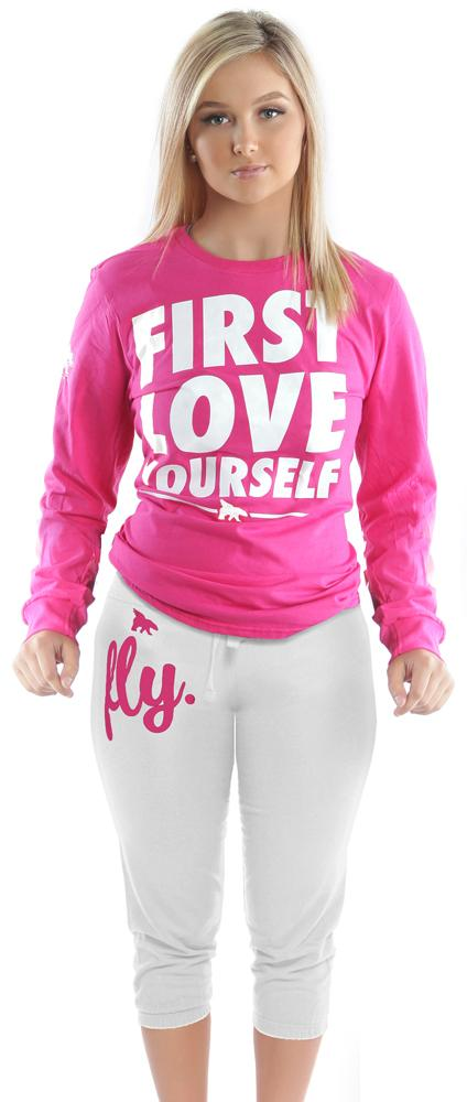 Celebrate Life First Love Yourself Outfit
