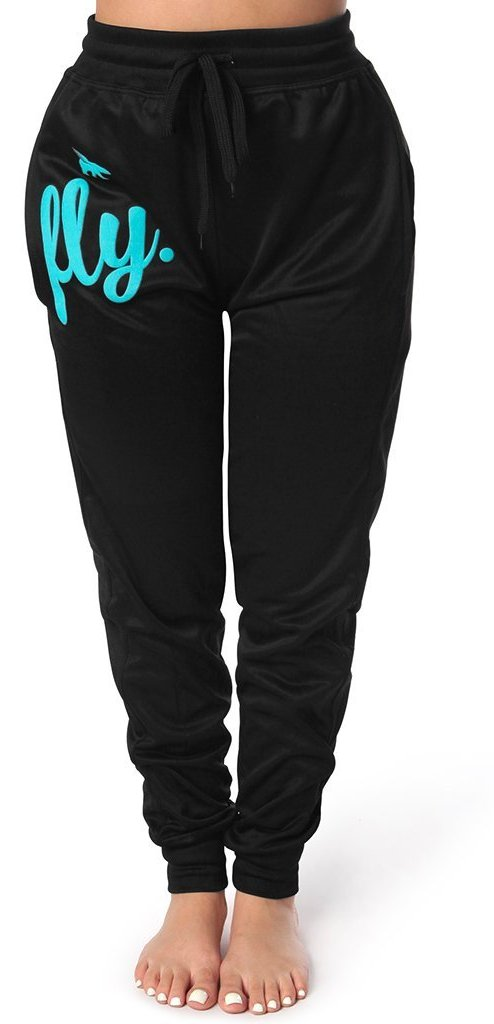 Lifestyle Feel Good Joggers: Jet Black (CALI BLUE)