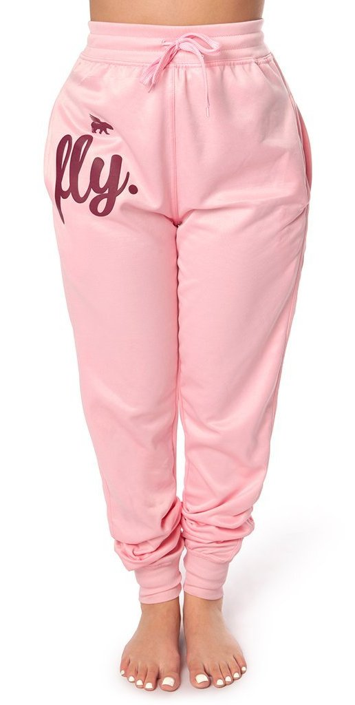 Lifestyle Feel Good Joggers: Cotton Candy Pink