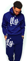 FLY. Comfort Outfit: ALL NAVY (UNISEX FIT)