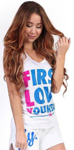 FLY. - First Love Yourself Tank
