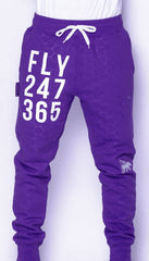 FLY 24/7 365 Joggers (Purple)