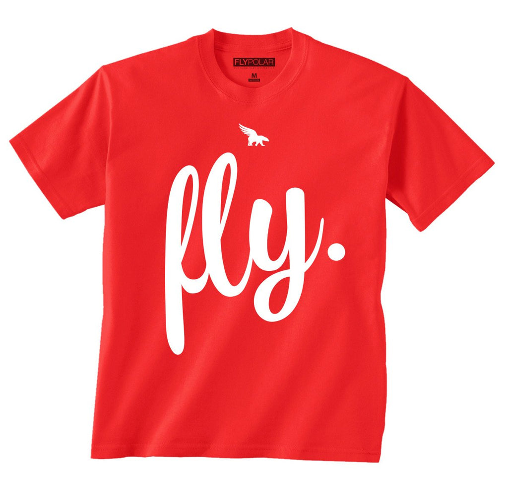 FLY. Signature Kids Tee