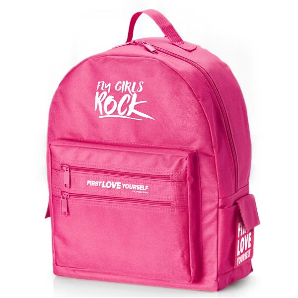 Fly Girls Rock BackPack: Pink