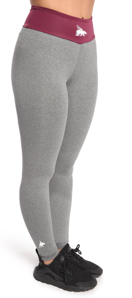 High-waist Shine Leggings