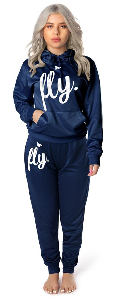 *LIMITED* Lifestyle Comfort Hoodie OUTFIT: Navy's Blue