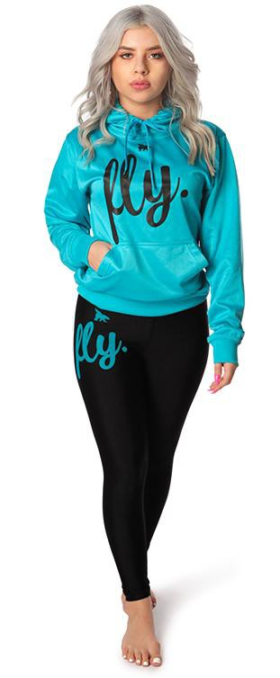 ***PRE-ORDER*** Lifestyle Legging OUTFIT: Cali Blue/Black