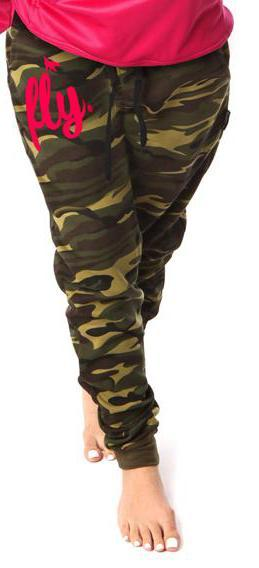 ***LIMITED RELEASE*** FLY Camo Joggers (Very Pink Print)