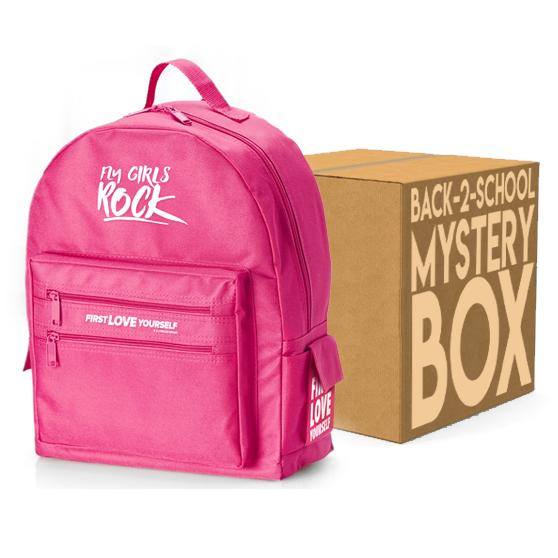 Back-2-School Backpack MYSTERY BOX