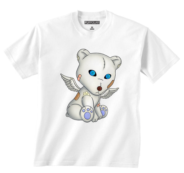 Teddy Problems Kids Tee