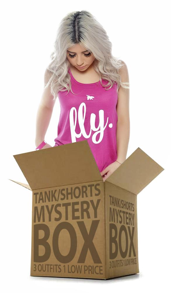 READY for SPRING - Ultimate Mystery Box: Tank & Shorts Outfits ($40 in SAVINGS!)