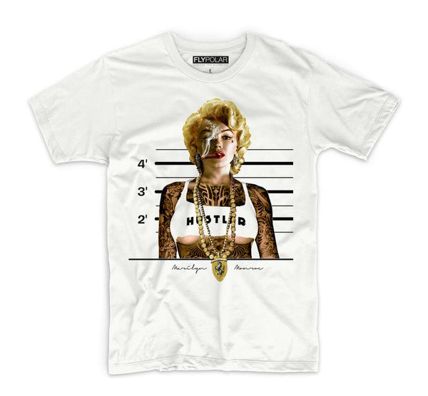Fly Shyt Only Marilyn tee