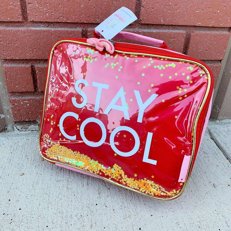 Stay Cool Lunch Tote