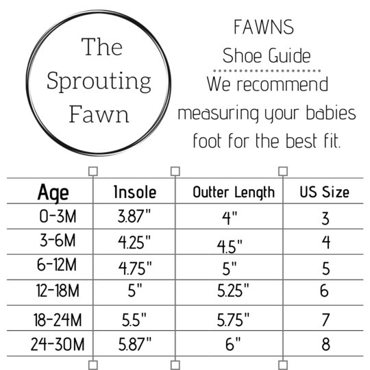 The Brooke FAWNS: White