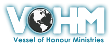 Round Up for Vessel of Honour Ministries (VOHM)
