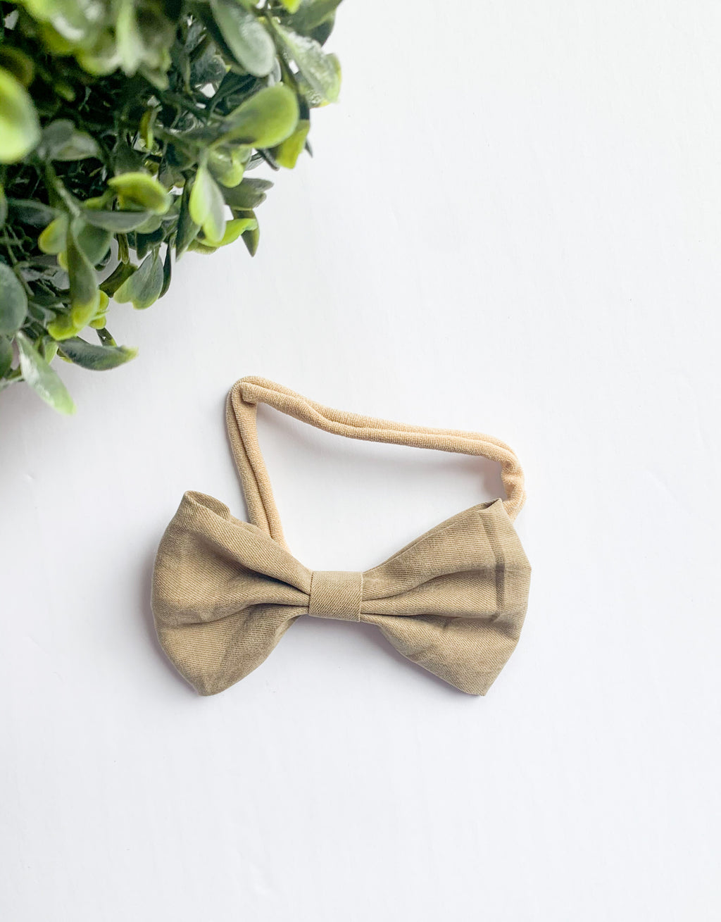 The Emily Headband: Khaki