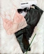 The Lace Blush Bralette