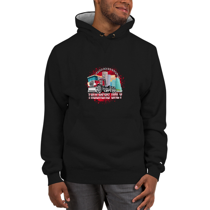 Truckers Only champion Hoodie - Ohboyee's market place