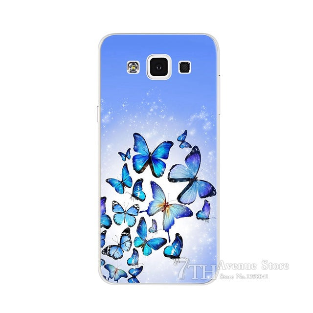 Case For Samsung Galaxy A5 2015 A500 A500F SM-A500F Case 5.0 Inch Silicone Protective Back Cover For Samsung A5 2015 Phone Case