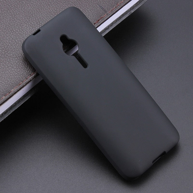 Multi Color Gel TPU Slim Soft Anti Skiding Case Back Cover for Nokia 230 / 230 Dual SIM Mobile Phone Rubber silicone Bag