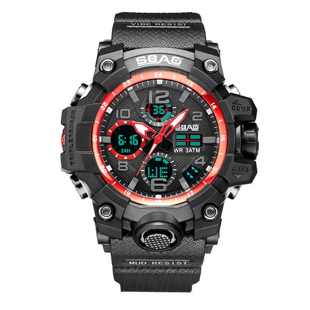 Sports Watches Men Women Waterproof LED Digital Watch Fashion Casual TPU Quartz Electronic Wristwatches Clock Relogio Masculino