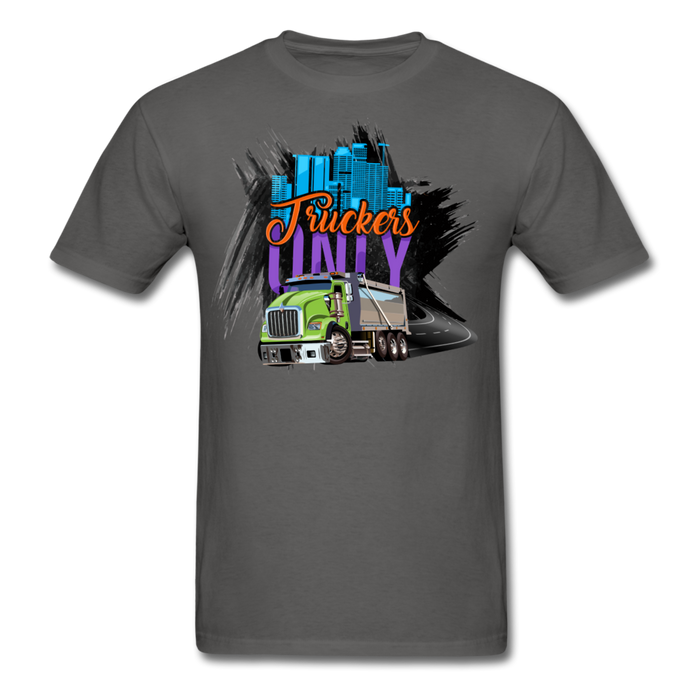 Men's Truckers Only T-Shirt - Ohboyee's market place