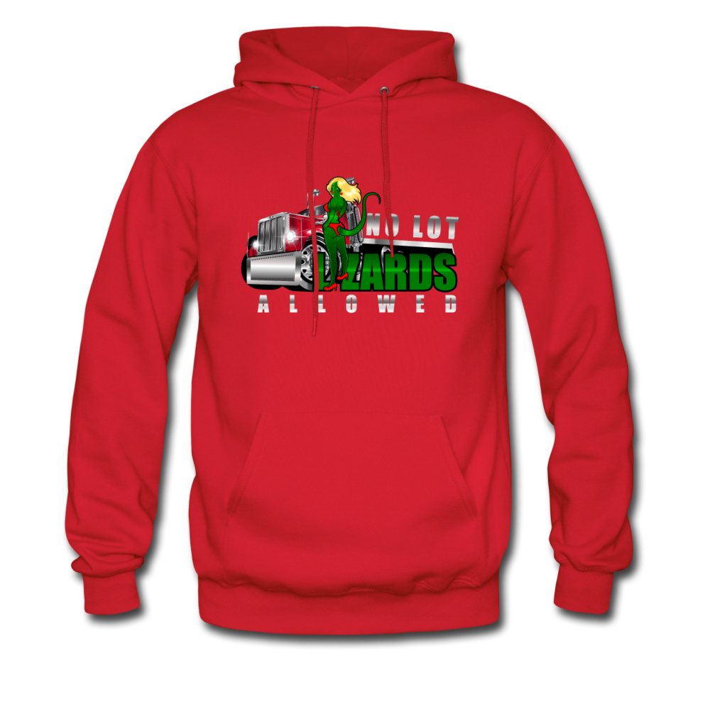Men's Truckers Only Hoodie - Ohboyee's market place