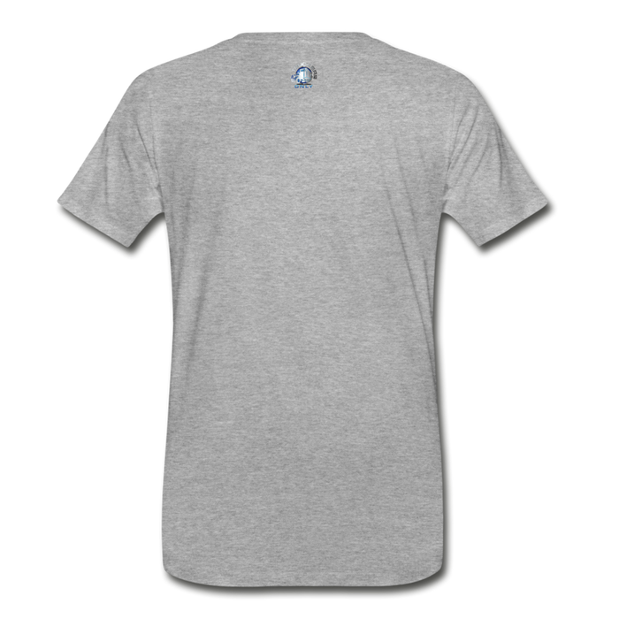 Men's Truckers Only Premium T-Shirt - heather gray