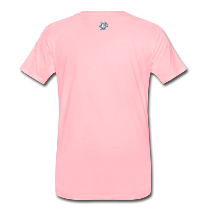 Men's Truckers Only Premium T-Shirt - pink