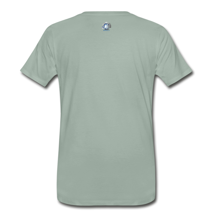 Men's Truckers Only Premium T-Shirt - steel green
